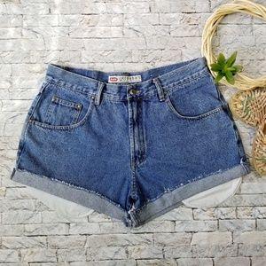 Vintage UnionBay High Rise CutOff Shorts